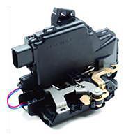 Material electrico y varios CRDVW1001 - CERRADURA VW 3B1837015A