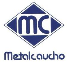 Metal y caucho  Metalcaucho