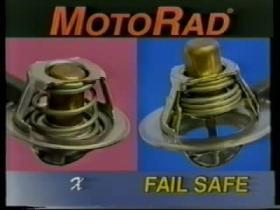 Termostato especial  Motorad