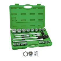 JBM 50582 - Completo estuche de herramientas 108 piezas