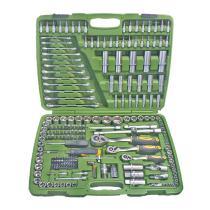 JBM 50895 - Completo estuche de herramientas 113 piezas 12 caras