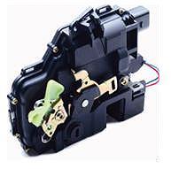 Material electrico y varios CRDVW1003 - CERRADURA VW 3B4839015A