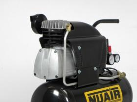 Nuair FC2/24 - COMPRESOR 3 HP CALDERA 100 LTS. 330 LTS/MIN 10 BAR