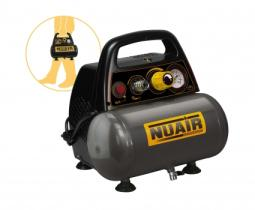 Nuair NEWVENTO200/8/6 - COMPRESOR PISTON FIJO 5.5 HP CALDERA 270LTS 640LTS/MIN 11BAR