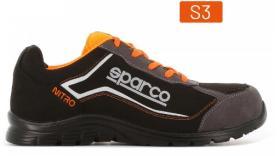 Sparco NITRONRGR-44 - ZAPATO DE SEGURIDAD SPARCO NITRO NRGR TALLA 43